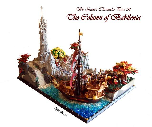 The Column of Babilonia