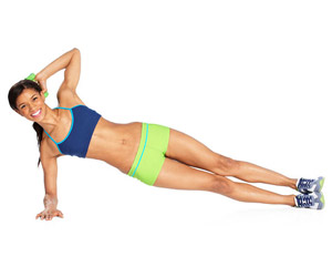 Exercise that will give you a small waist