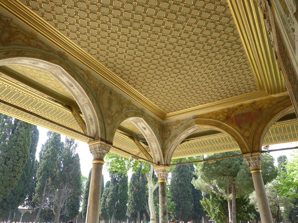 Divan, Topkapi Palace