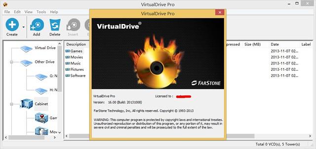 VirtualDrive Pro