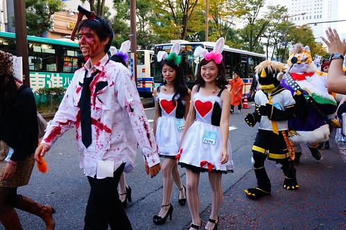 Kawasaki Halloween Parade 2013 124