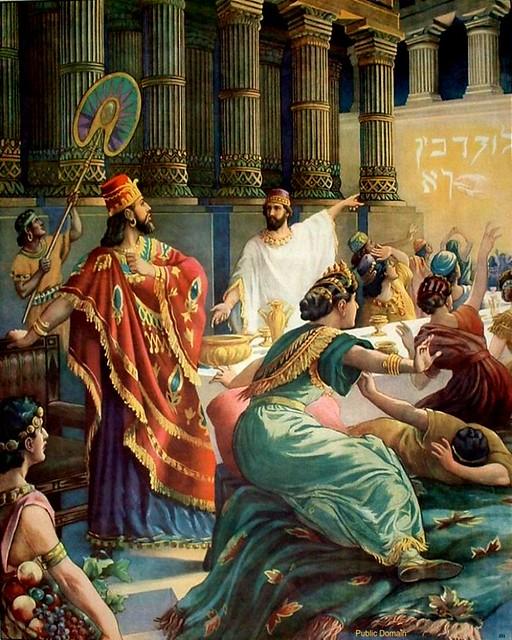 Belshazzar S Feast Definition Meaning