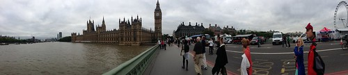 Houses of Parliament Panorama