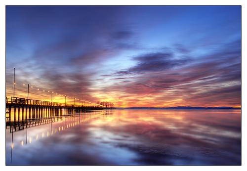 winter sunset sundown sweden hdr rättvik photomatix dalecarlia landskapweb