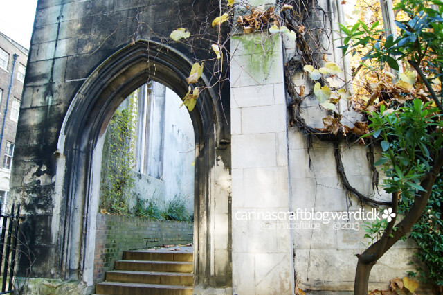 St Dunstan in the East, London
