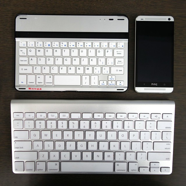 Snugg iPad mini Ultra Slim Bluetooth Keyboard Case Review