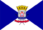 Bandeira da cidade de Teresina - PI