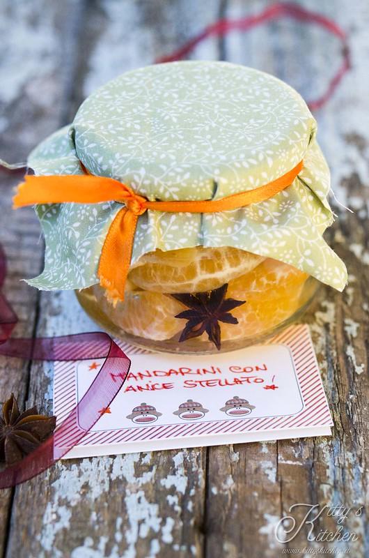 mandarini con anice stellato