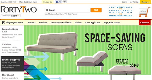 fortytwo online furniture store