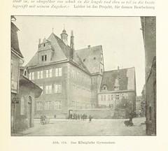 """British Library digitised image from page 221 of """"Die Bau- und Kunstdenkmäler der Stadt Hanau. Teil. 1"""""""