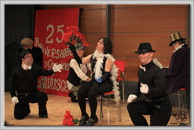 Fiesta 25 aniversario del Centro Ocupacional de Briviesca (2)