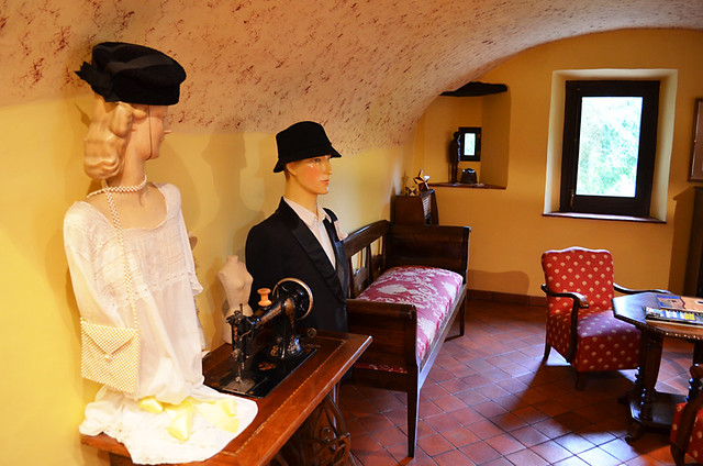 Living room, Hotel Cal Sastre, Santa Pau