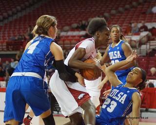 University of Arkansas vs Tulsa University
