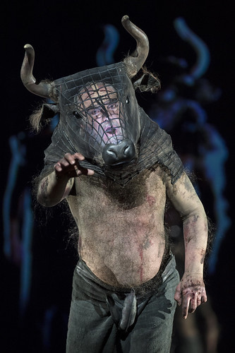 John Tomlinson in The Minotaur, The Royal Opera © ROH/Bill Cooper, 2013