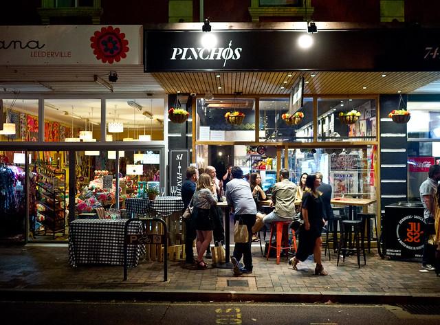 Celebrating Pinchos
