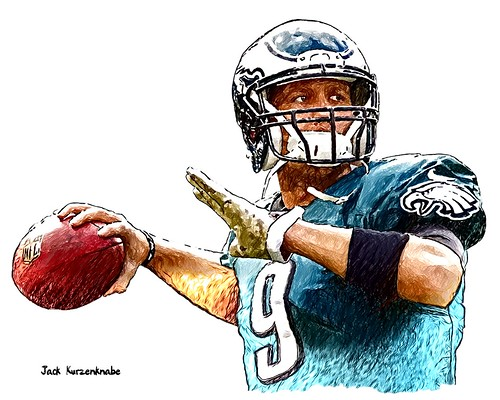 0 Philadelphia Eagles Nick Foles