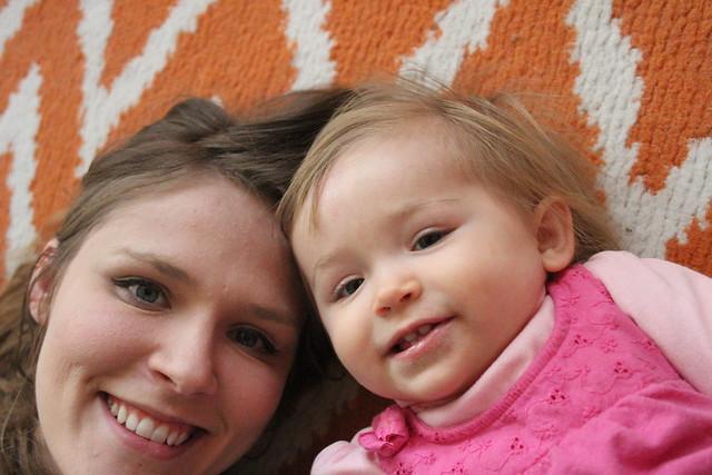 Elise and I
