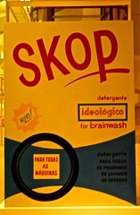 "ART - SKOP ""Ideological detergent for brainwash"""