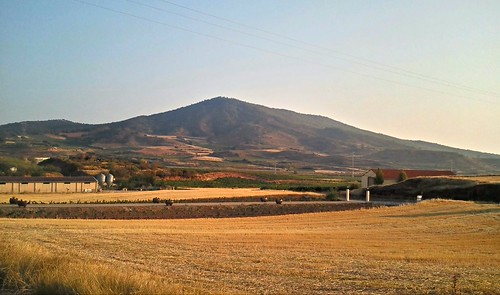 camino pilgrimage caminodesantiago ventosa sept2012 pilgrimchris 06092012