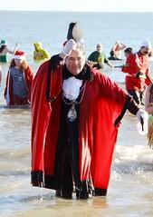 Folkestone Boxing Day Dip 2013
