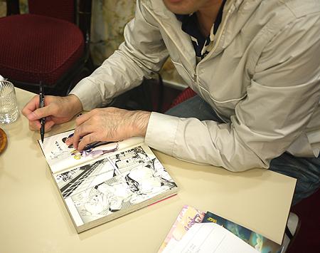 131228 - 長篇專訪『吹彈垂乳&奇異嬌喘』18禁漫畫家「フクダーダ」(ffkkdddd),大小隱私一次公開! 1