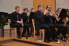 SYBB 2014-01-04 - Johan Odin - Sopran med resten av kornettsektionen.