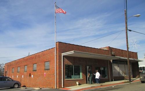 Post Office 36266 (Lineville, Alabama)