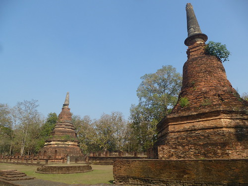 TH-Kamphaeng Phet-Wat Phra That (2)