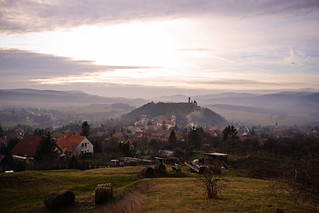 My favorite village;  Nógrád / Hungary