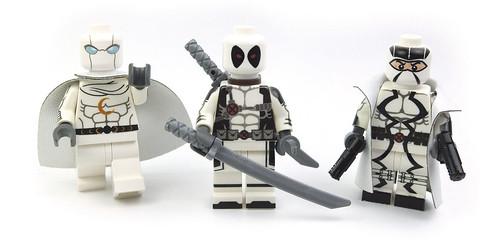 Lego Minifig by Lumbrax by LaPetiteBrique.com