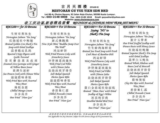 Set 1288 to 1888 CNY 20141