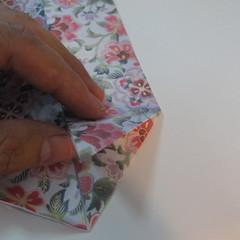 การพับกระดาษเป็นรูปหัวใจแบบ 3 มิติ 021
