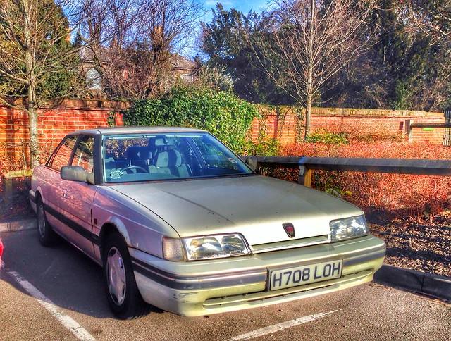 1990 Rover 820
