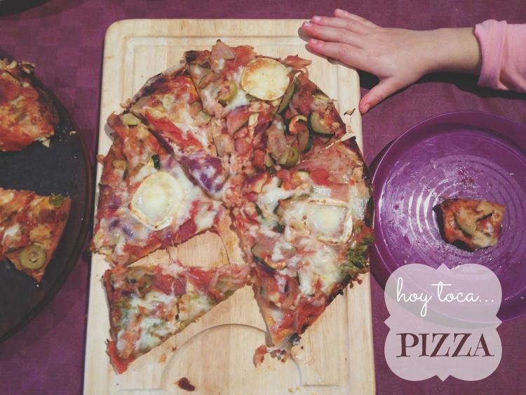 pizza para blog