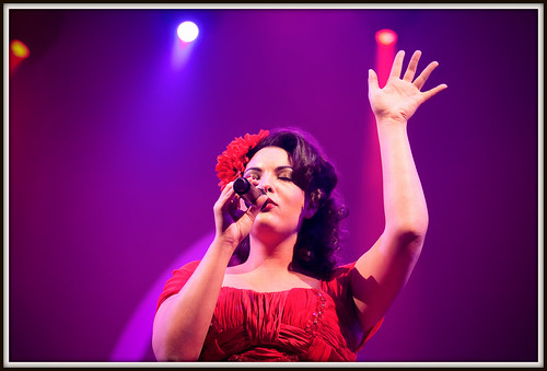 Caro Emerald HMH Amsterdam 2010 by Dynaries
