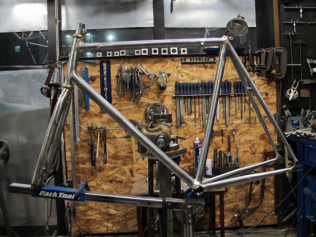 DIK's msgr bike