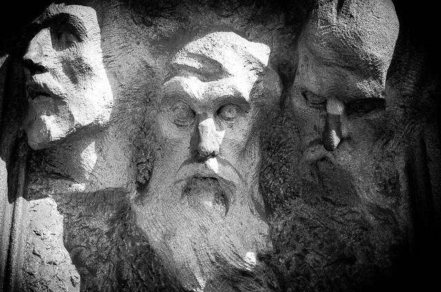 Faces... (Tibitabo, Barcelona)