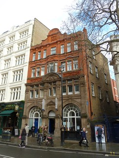 Charing Cross library