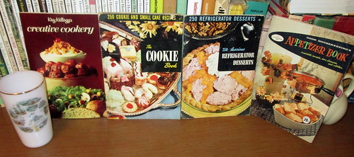 Cook Booklets and Vintage Souvenir Glass