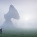 Communication - Parabolic Antenna, Raisting, Germany by daitoZen