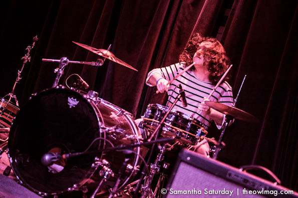 Thee Rain Cats @ The Observatory, Santa Ana 3/20/14