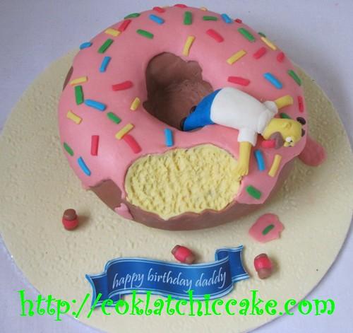 Kue ulang tahun simpson
