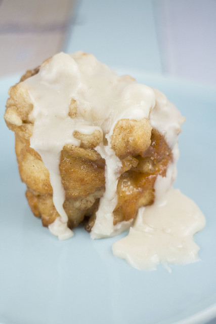 It only takes 12 minutes to make these Easy Cinnamon Roll Muffins! No yeast or rising needed! All you need is Pillsbury refrigerated biscuits.