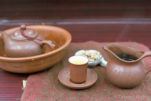 ウーロン茶 / oolong tea
