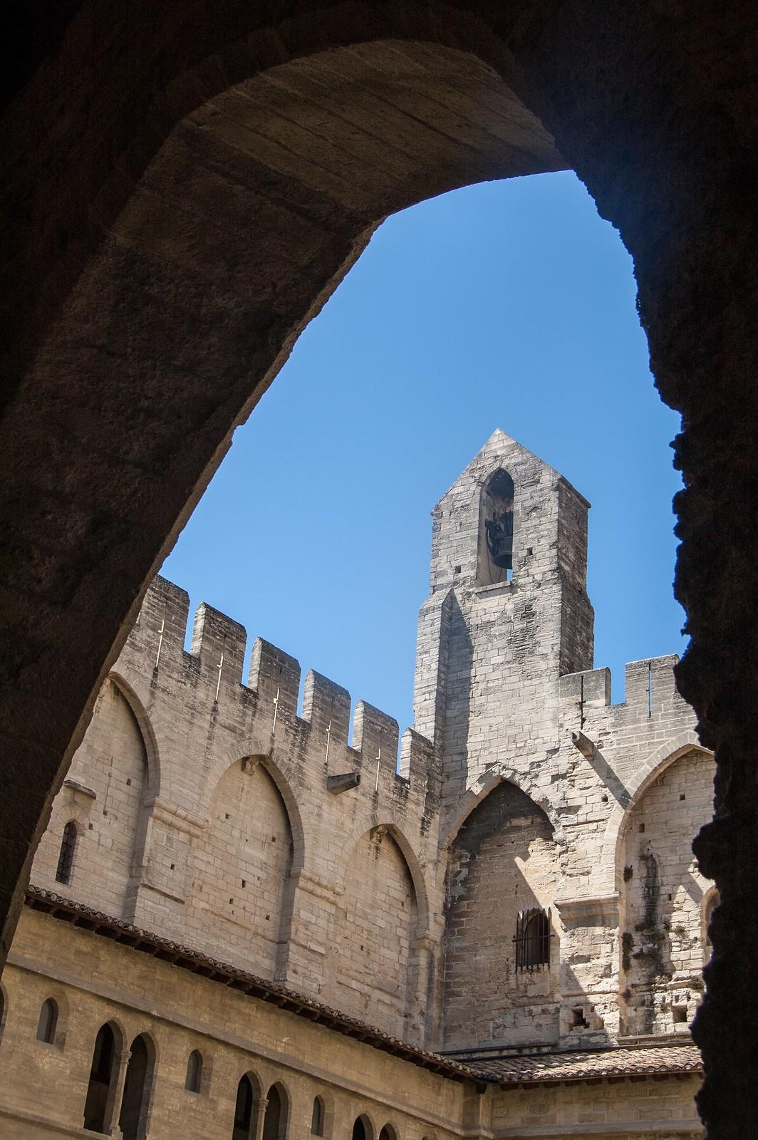 Avignon, Palacio Papal
