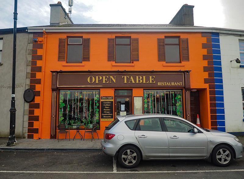 Open Table Restautant