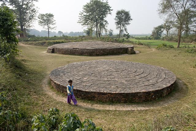 NPL - Jori Stupa - Lumbini 20