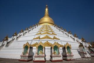 Bago - Mahazedi Pagoda