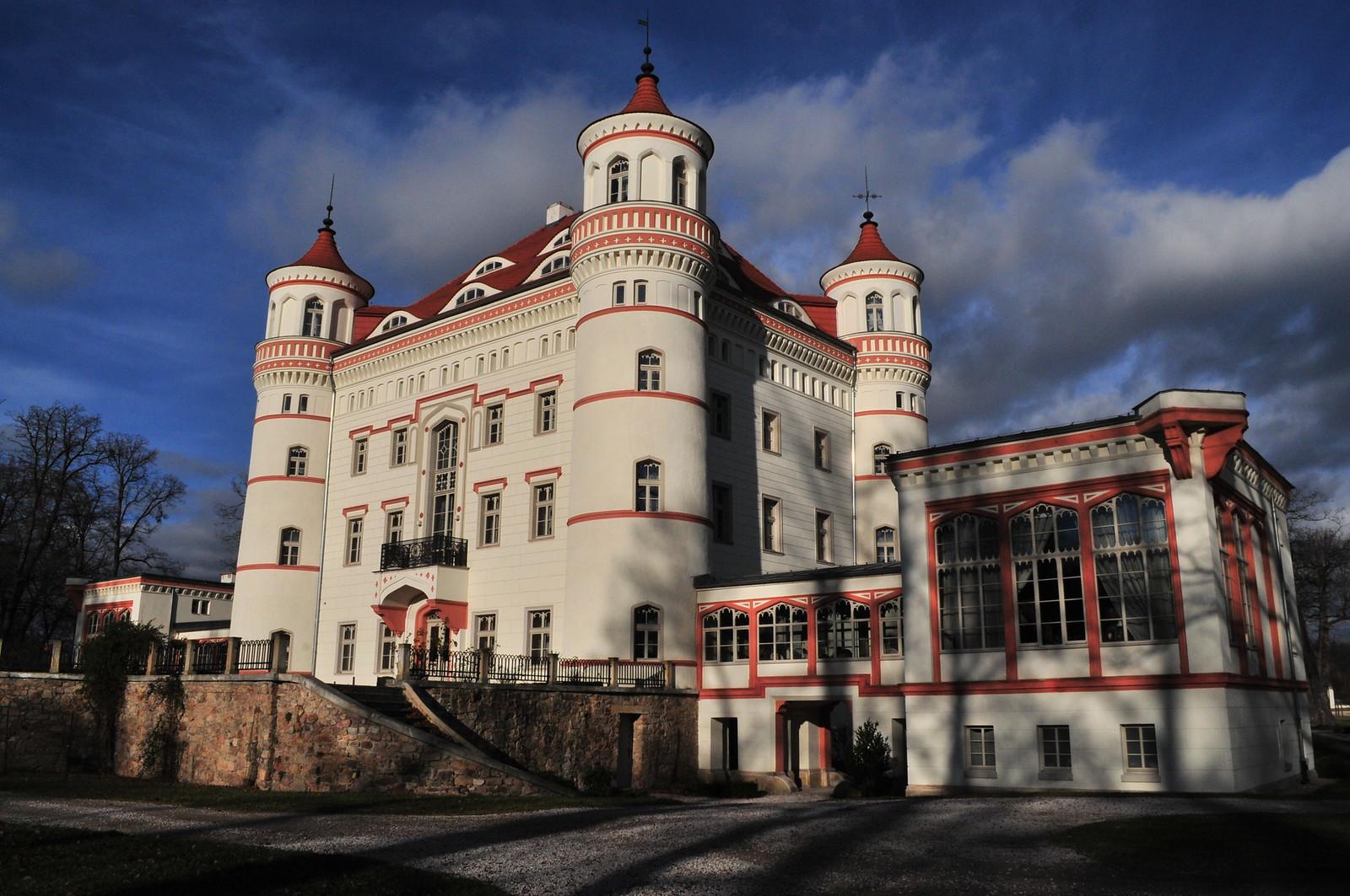 Wojanov Palace, Lower Silesia, Poland