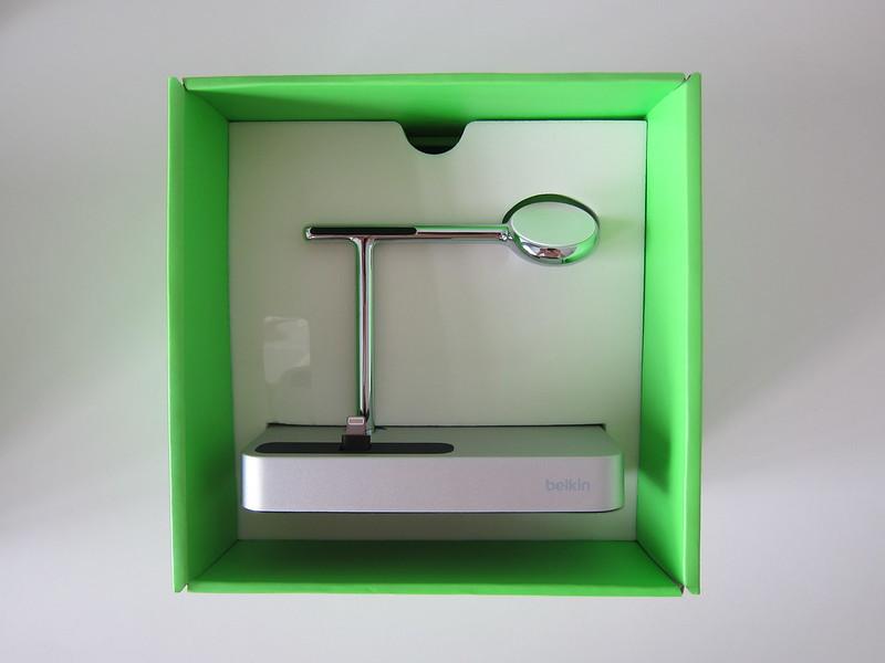 Belkin Valet - Box Open